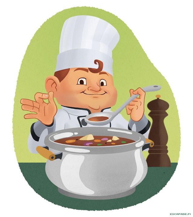 Kuvahaun tulos haulle kokki